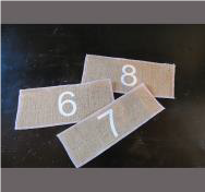 hessian-band-table-number