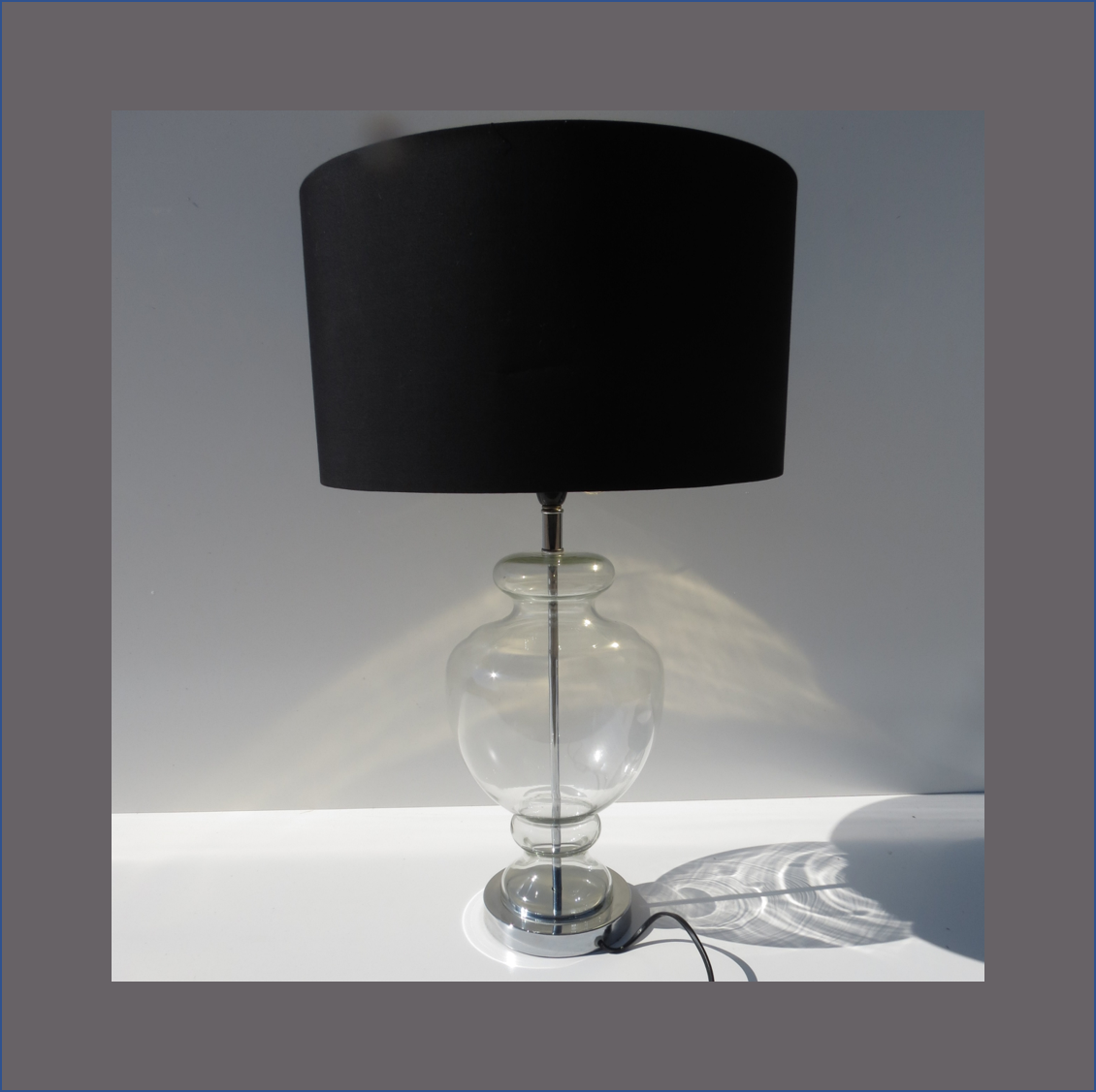 glass-with-silver-bottom-lamp