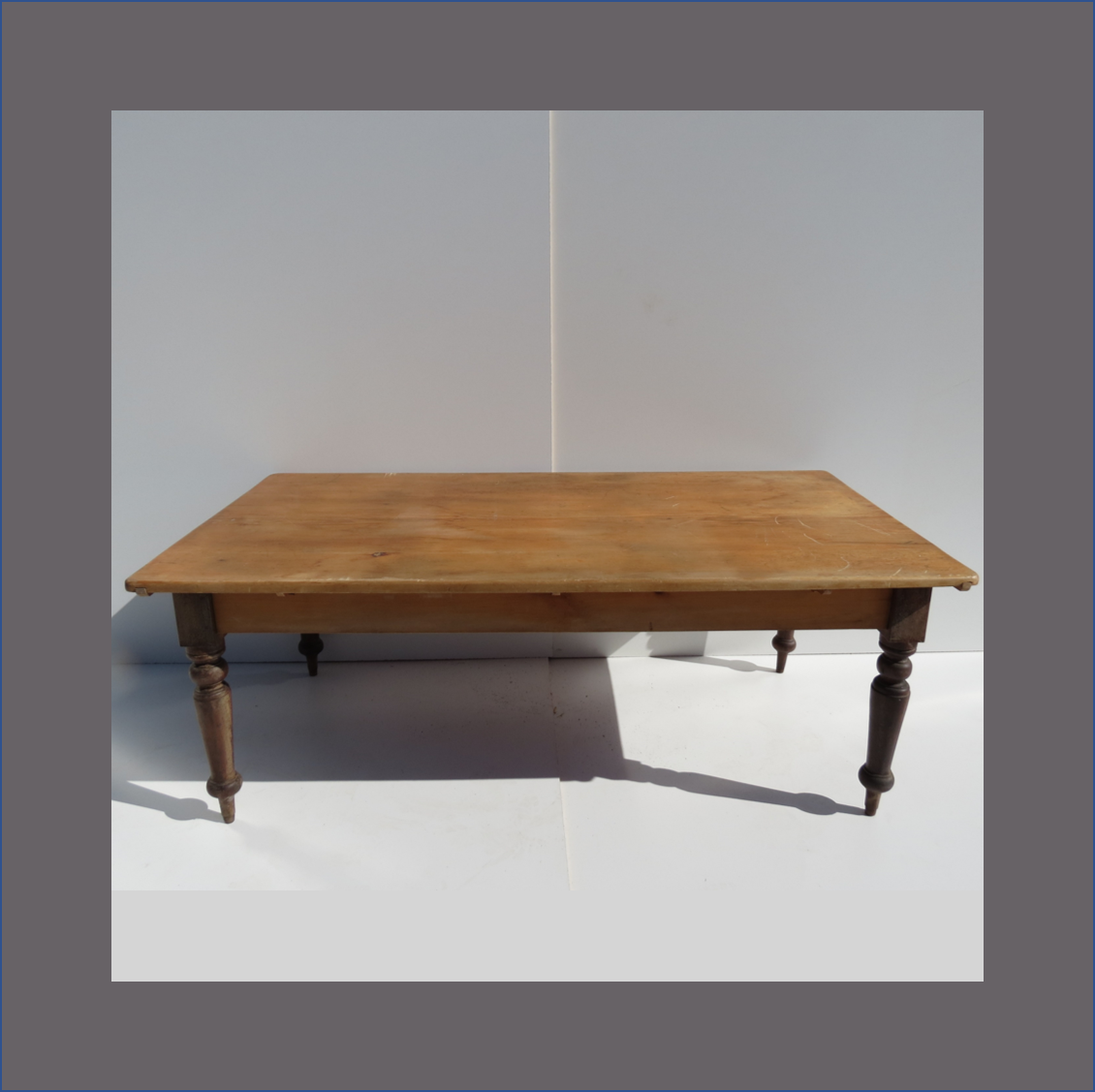 antique-solid-wood-dining-table