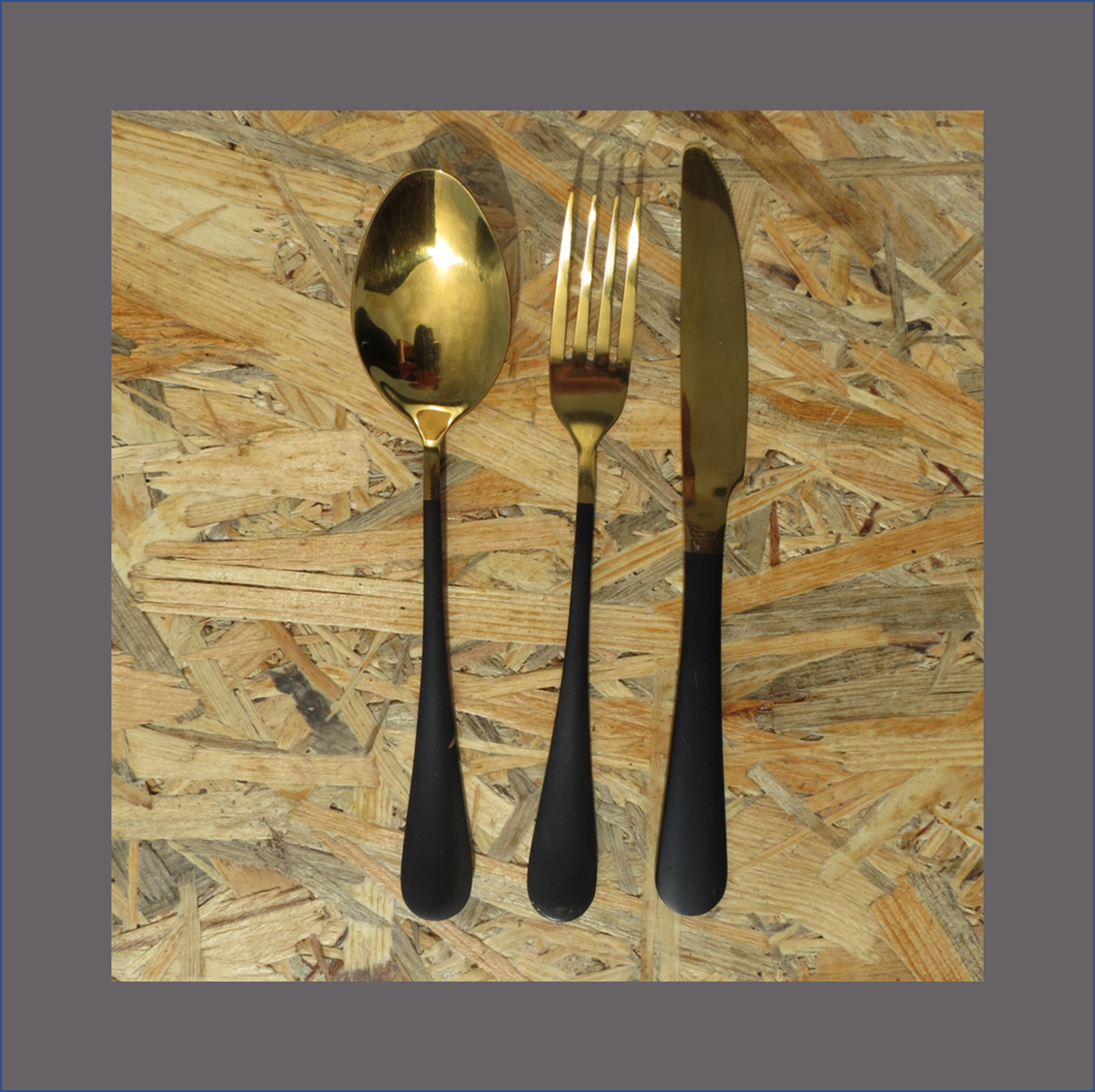 gold-and-black-cutlery
