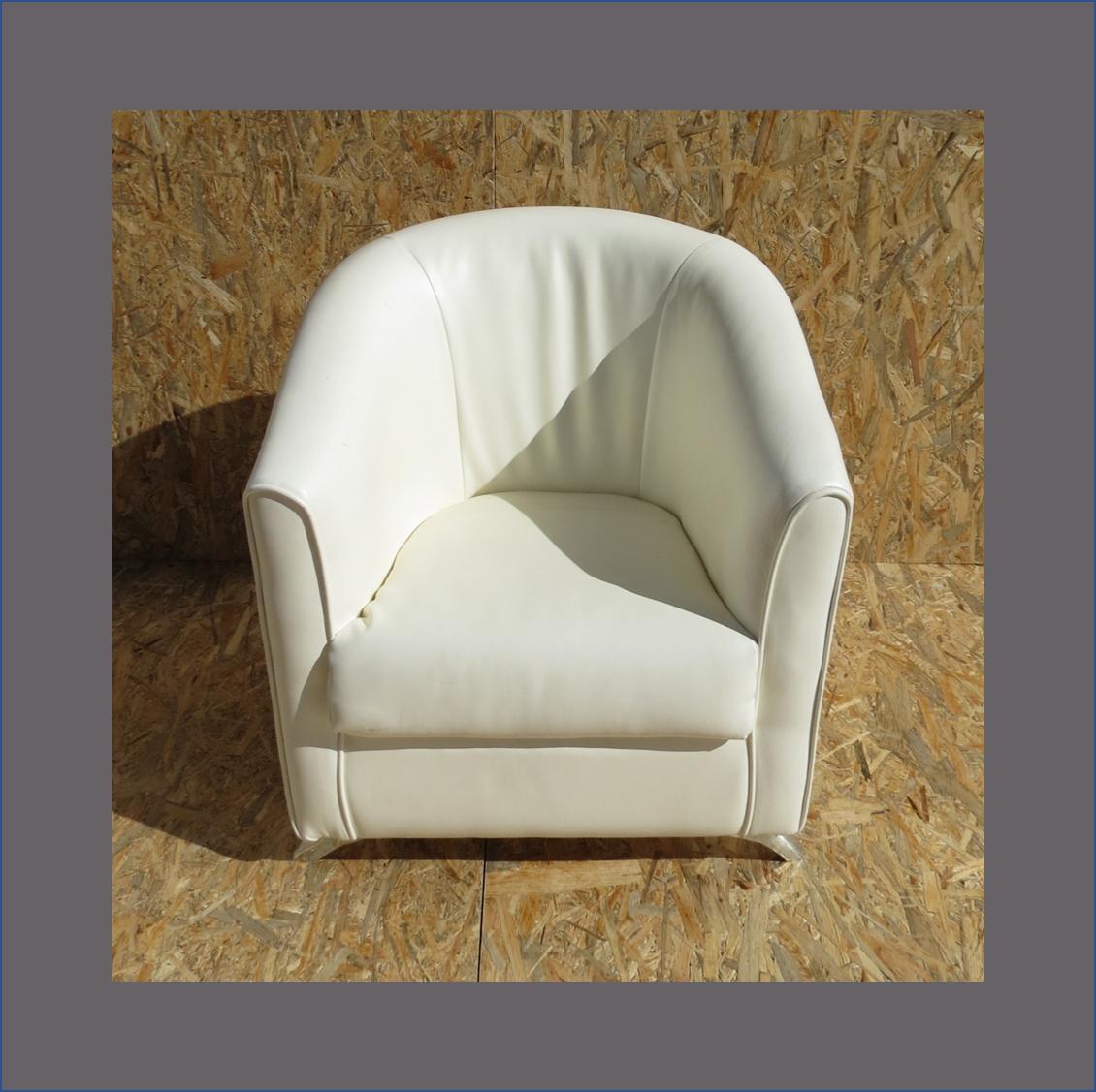 white-leather-tub-chair