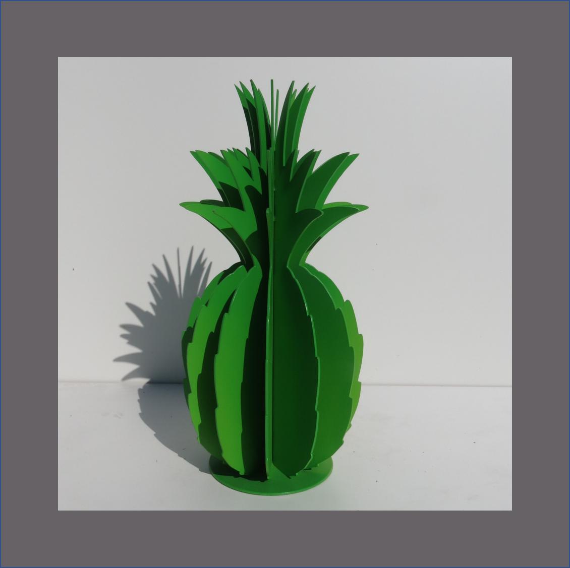 pineapple-3d